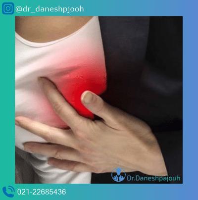درد ناشی از کیست پستان